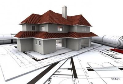Строительство дома начинается с участка