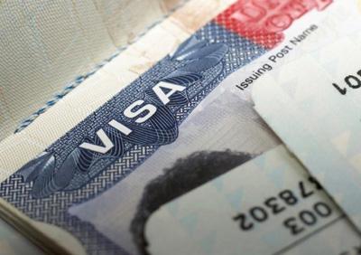Собираем документы на визу США